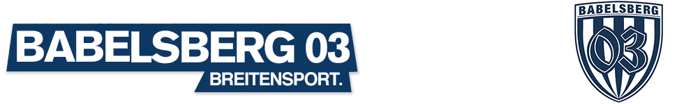BABELSBERG 03 – Breitensport