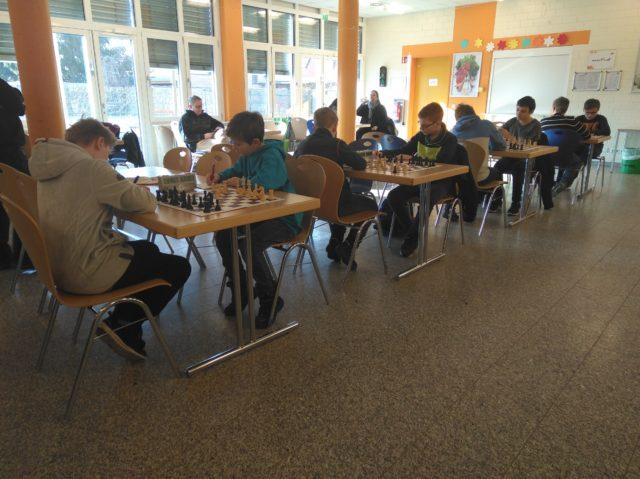 U14 Mannschaftsmeisterschaft in Leegebruch