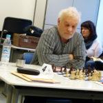 Jürgen erkämpft unter Zeitdruck ein Remis